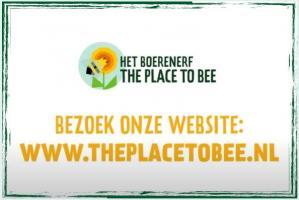 Bezoek onze website www.theplacetobee.nl