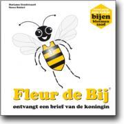 Fleur de Bij helpt Sharon Dijksma bij haar Actieprogramma Bijengezondheid